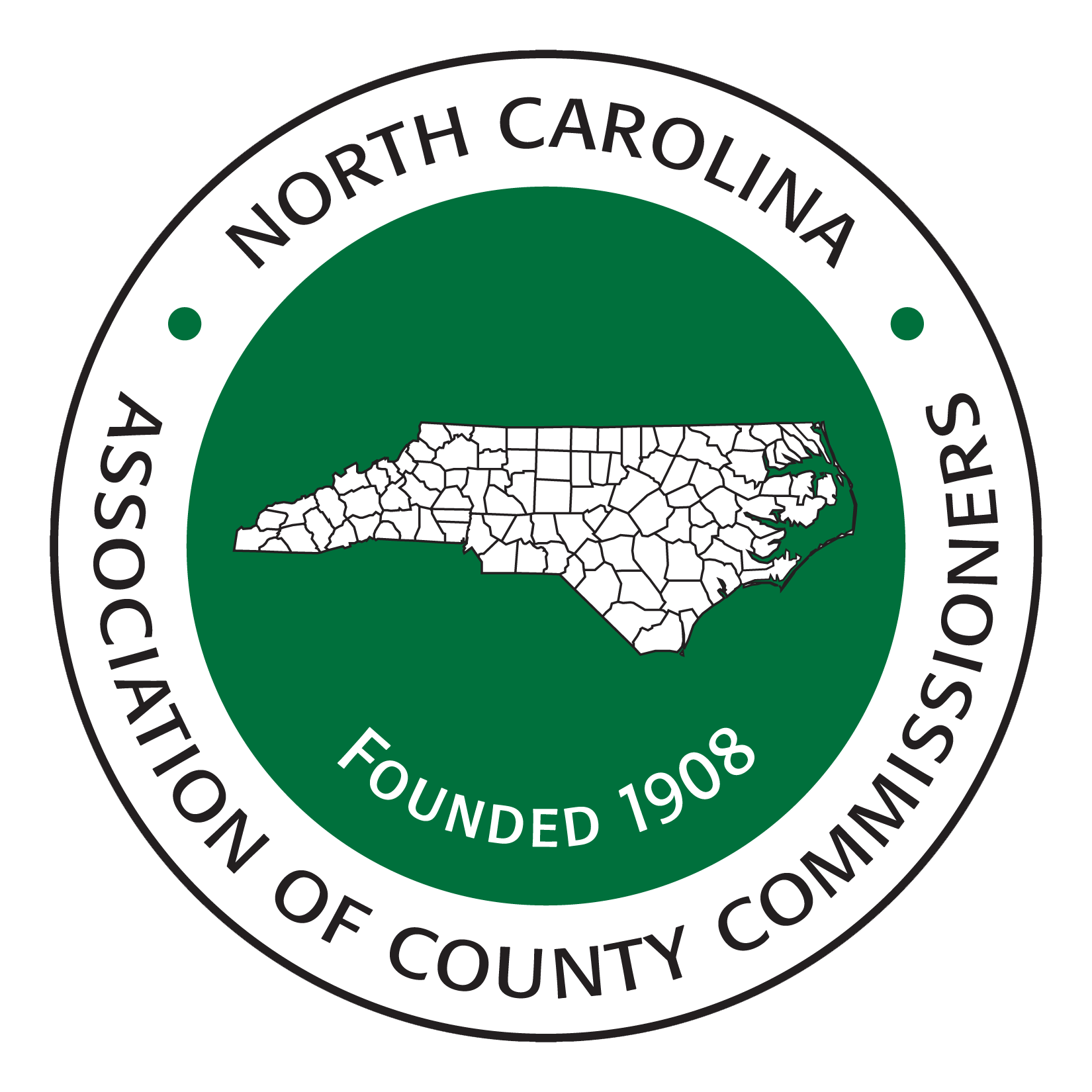 North Carolina Association of County Commissioners Logo
